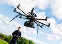 Drone Radiotelecomandato