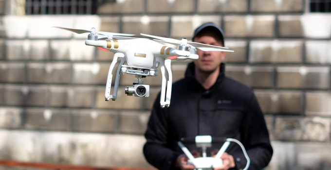 Recensione DJI Phantom 3 Professional & Advanced Edition