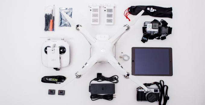 Accessori DJI Phantom 3 Professional