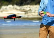 Recensione Parrot Bebop Drone