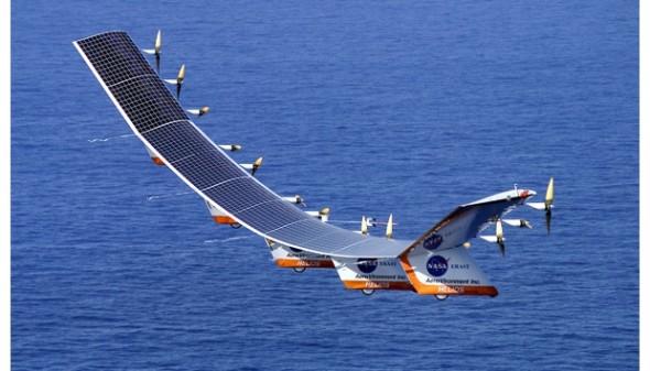 """Drone """"Solar"""" della NASA"""