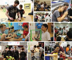 Skyworks è già a stretto contatto con diverse scuole negli USA per l'uso educativo del proprio drone Eedu