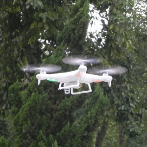 Syma X5C Explorers in volo