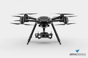 Un Altura Zenith ATX8 della Aerialtronics
