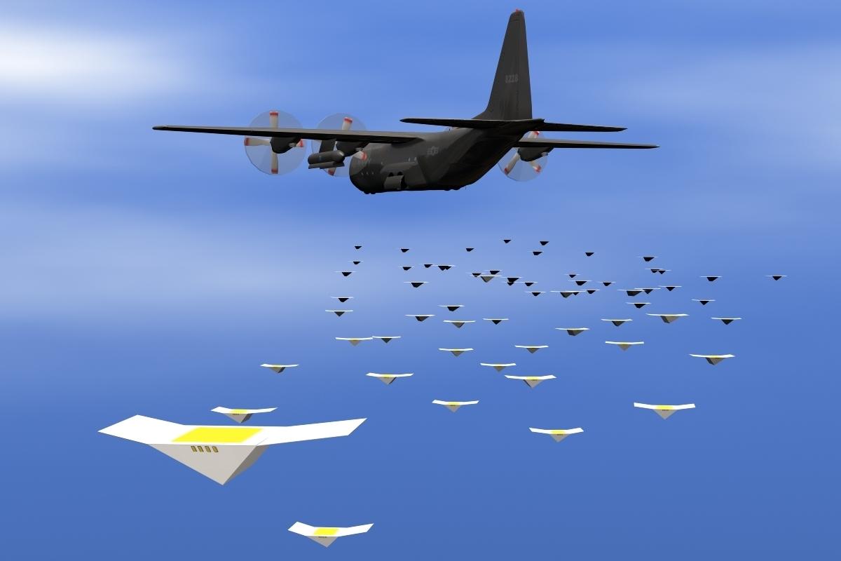 drone-swarm