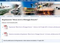 ENAC pubblica la seconda edizione del regolamento degli APR (o droni)