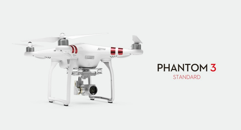 dji annuncia il nuovo phantom 3 standard recensioni droni. Black Bedroom Furniture Sets. Home Design Ideas