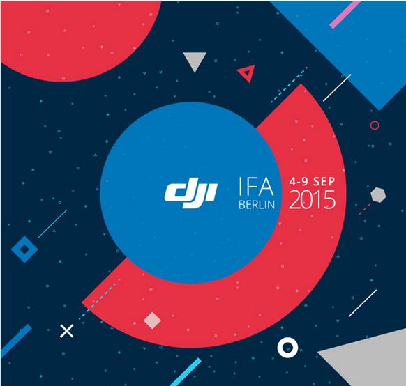 DJI all'IFA di Berlino