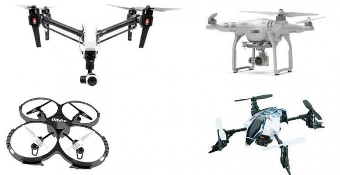 comprare un drone