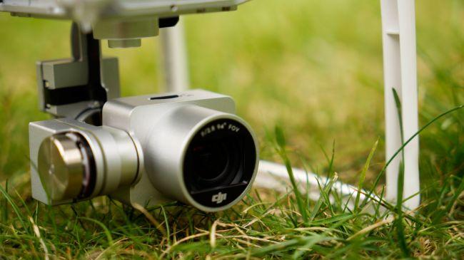DJI Phantom 3 Standard Camera