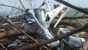Drone DJI abbattuto in Pakistan
