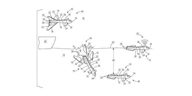Drone Subacqueo Boeing