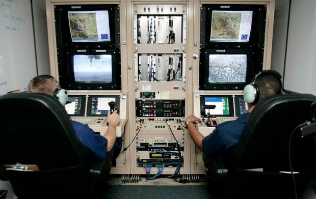 Operatori di Droni Americani