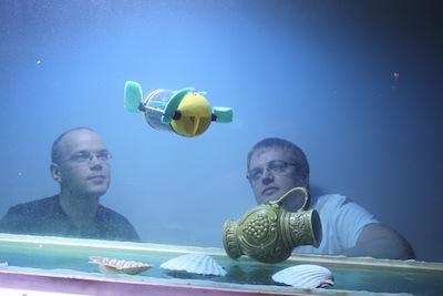 drone sottomarino Ut