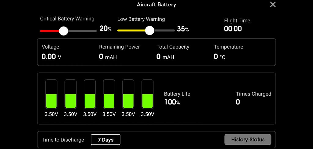 Batteria DJI Inspire 1 Pro