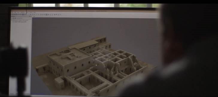 Drone Archeologia