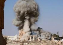 Distruzione Tempio Isis