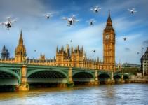 Droni Londra