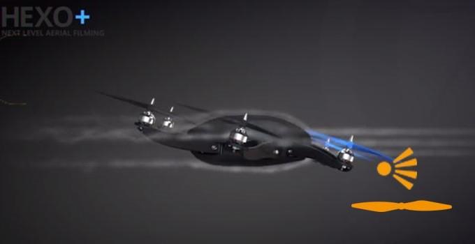 L'HEXO +, una variante più grande e modificata del Gemini