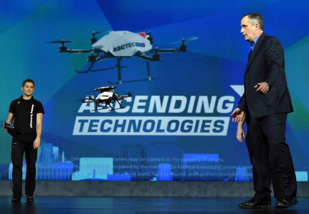 Drone Intel