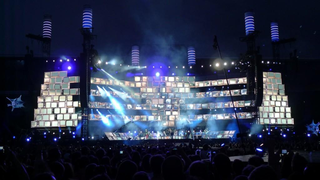 Muse a Stoccolma