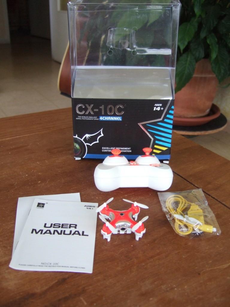 Pacco Cheerson CX-10C