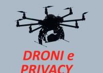 DroniEPrivacyScritta