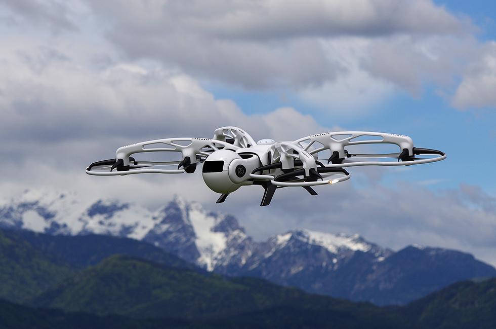 Airnamics R5 in volo!