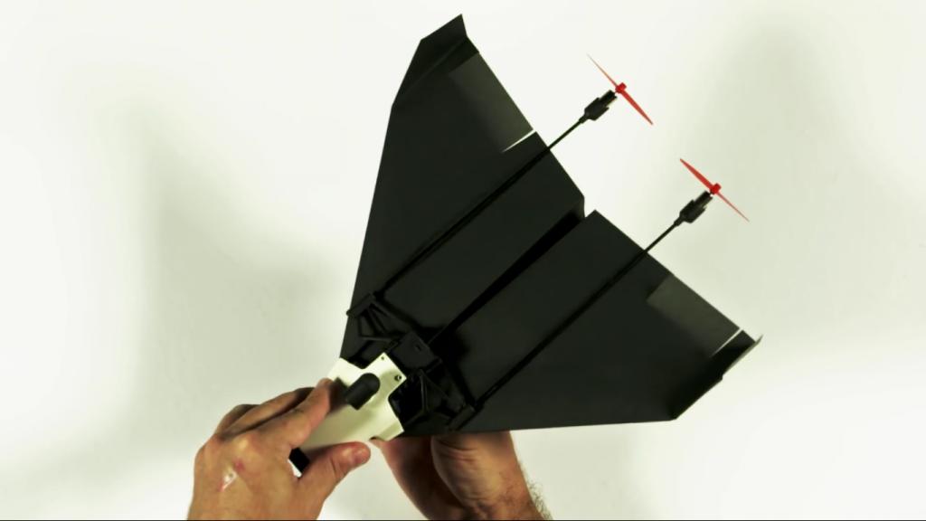 drone di carta