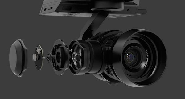 DJI Inspire 1 Pro - X5R