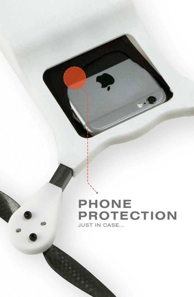 smartphone drone