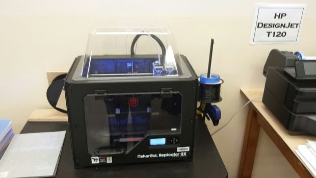 Stampante 3D e droni!