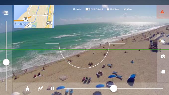 smartphone-drone