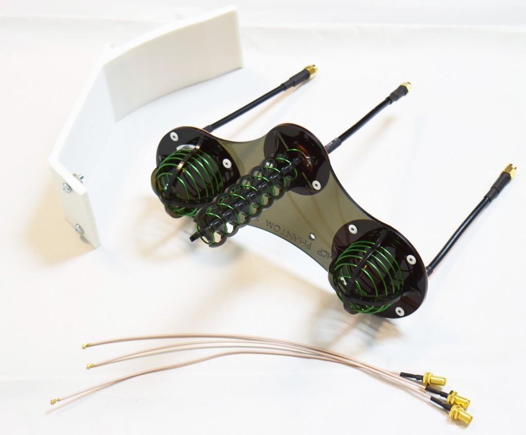 amplificare segnale droni