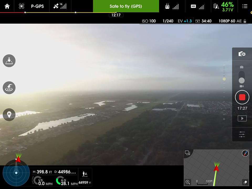 potenziare segnale droni