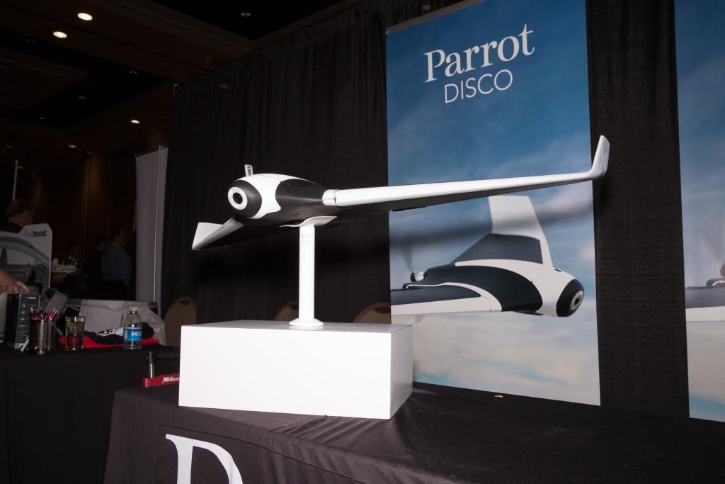 Parrot Disco