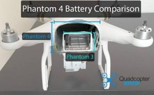 batteria phantom 4