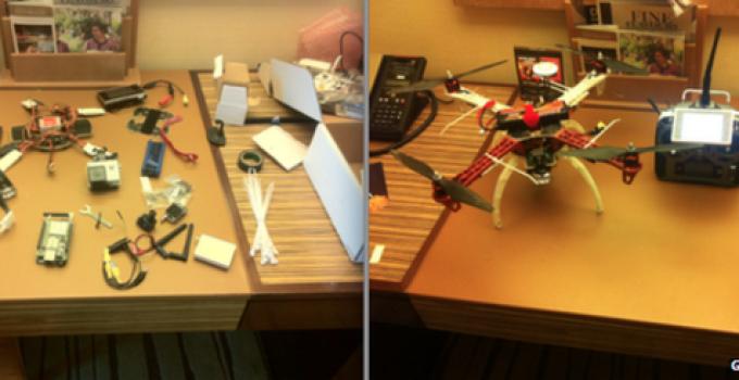 snoopy drones