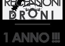 Anniversario Recensioni Droni