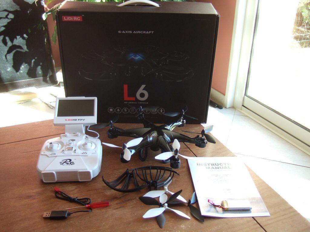 Recensione LiDi RC L6