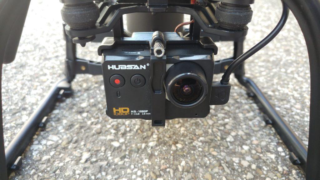 Camera Hubsan X4 PRO