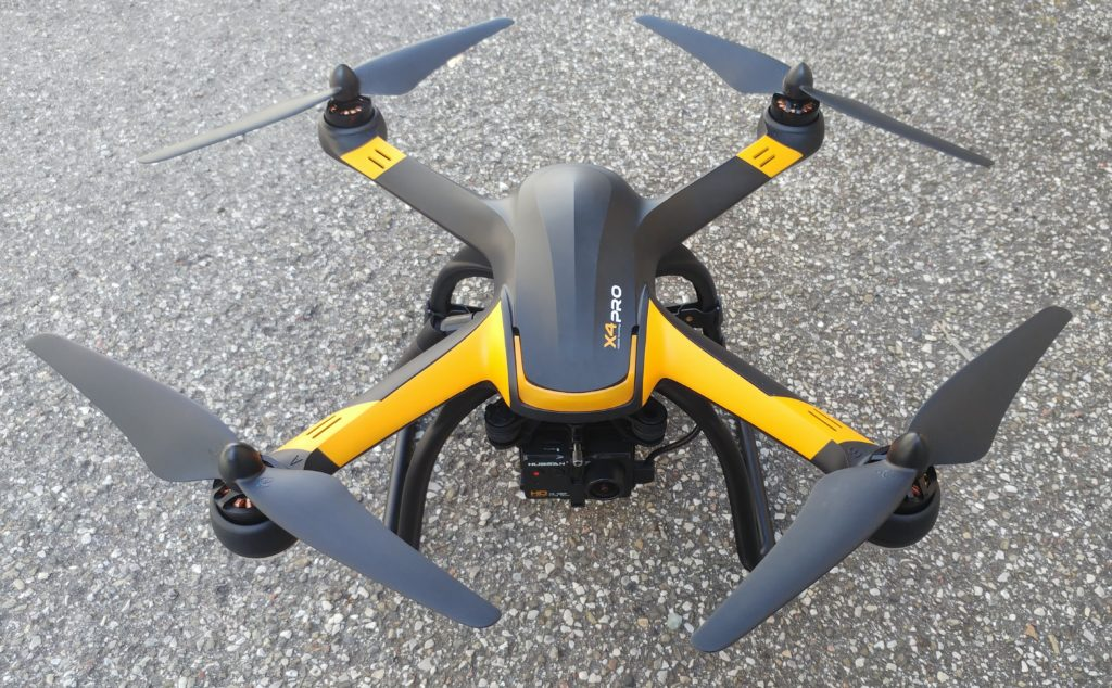 Drone Hubsan H109S X4