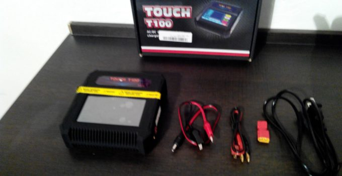 Recensione Eachine Touch T100