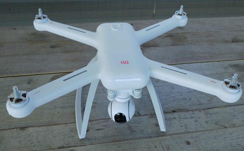 Drone Xiaomi Mi senza eliche