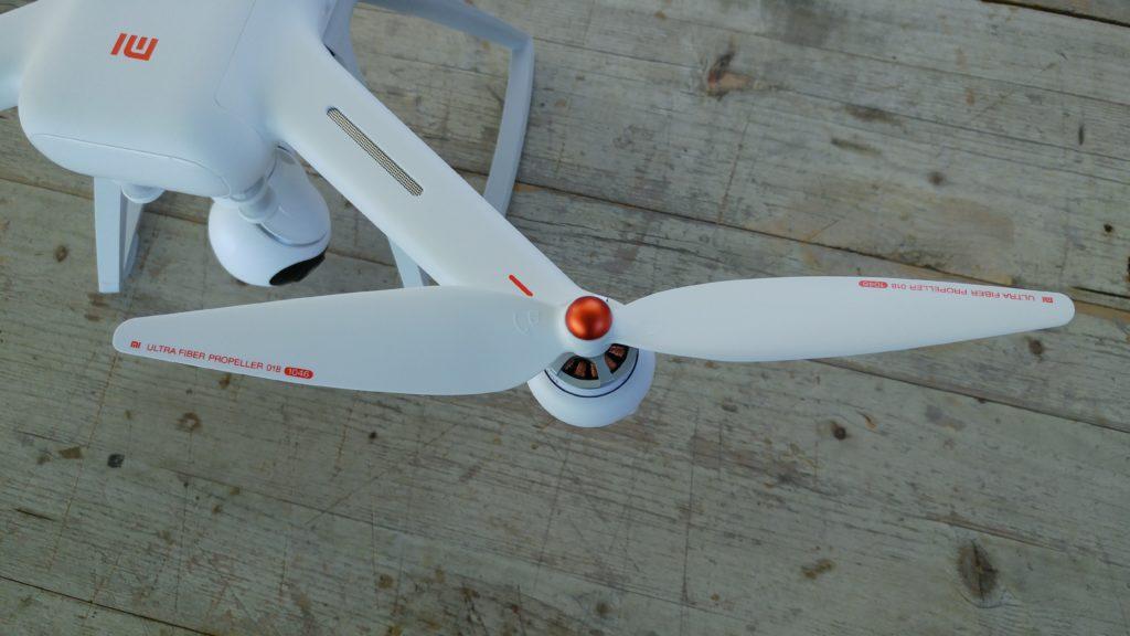 elica xiaomi mi drone