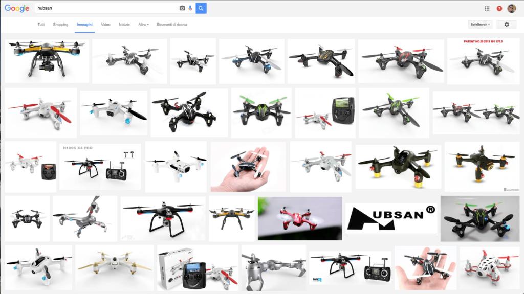 Droni Hubsan