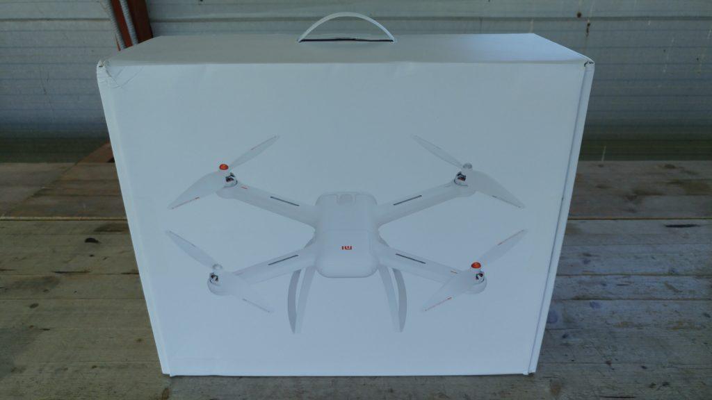 scatola xiaomi mi drone