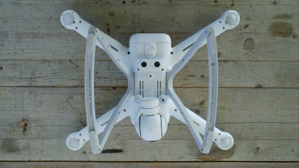 xiaomi mi drone carrelli retrattili
