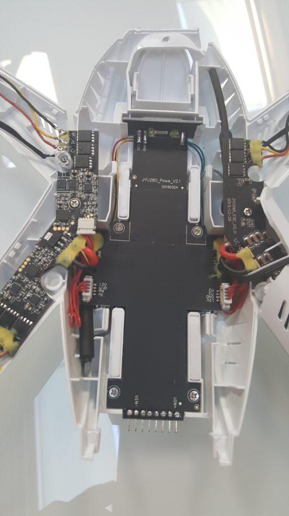 Elettronica JYU Hornet S