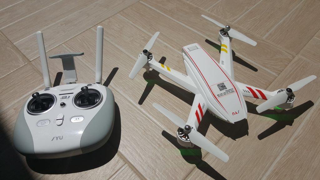 Drone JYU Hornet S